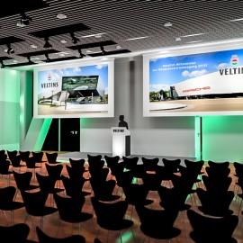 Brauerei Veltins Gesamtvertriebstagung Porsche Museum, Stuttgart